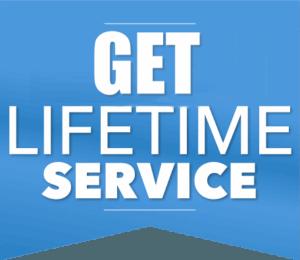 Lifetime Service